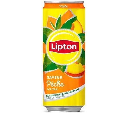 Lipton Ice Tea Pêche 33 cl