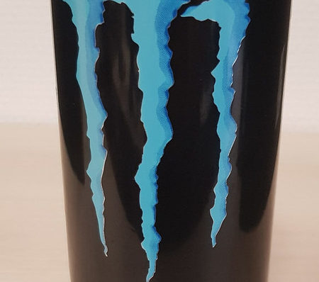 Monster bleu 50 cl
