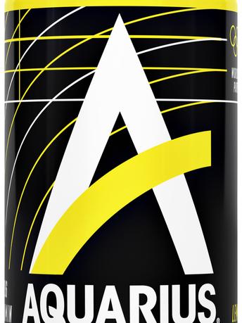 Aquarius citron 33 cl